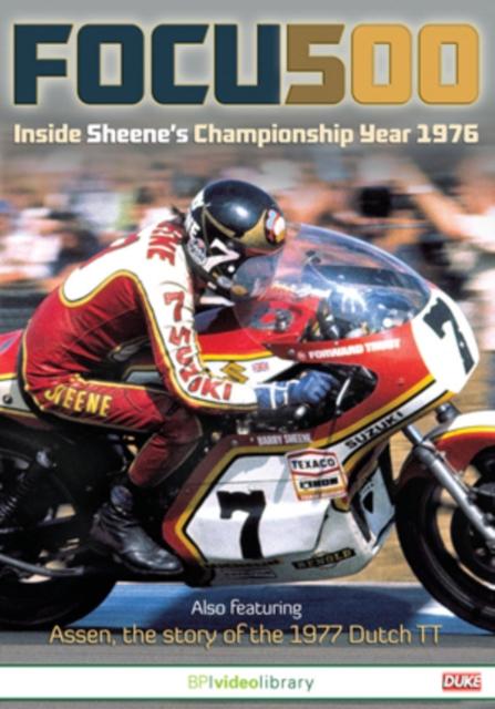 Focus 500 - Inside Sheene's Championship Year (DVD)
