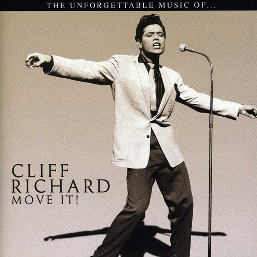 Cliff Richard Move It Audio Cd (CD / Album)