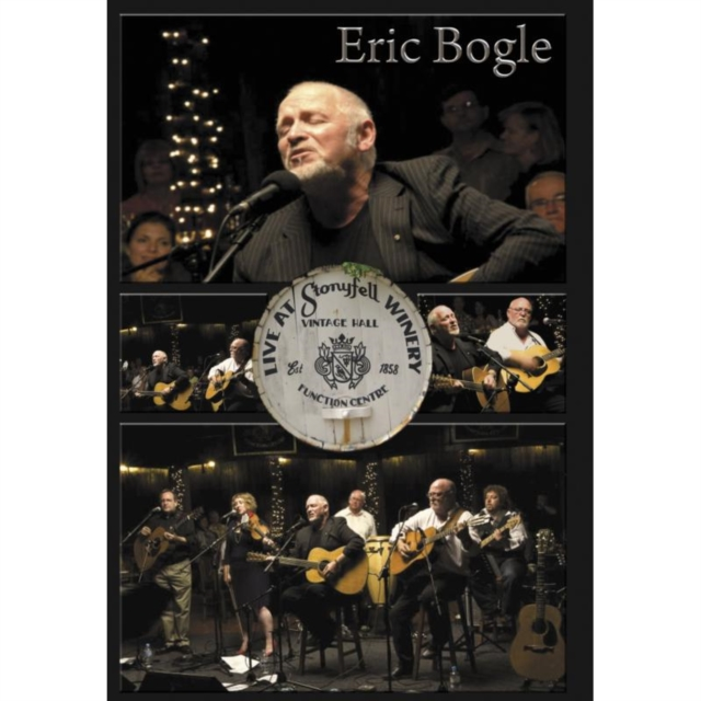Eric Bogle: Live at Stonyfell Winery (DVD)