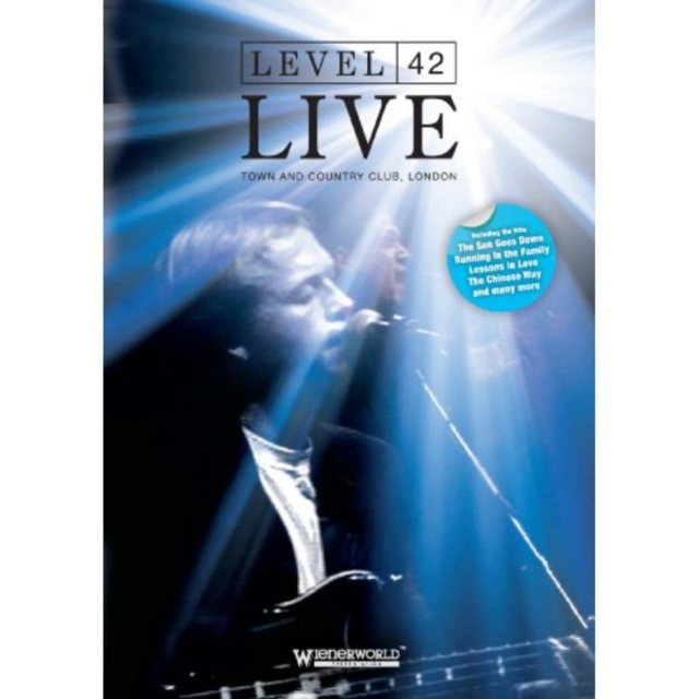 Level 42: Live at London's Town and Country Club (DVD)