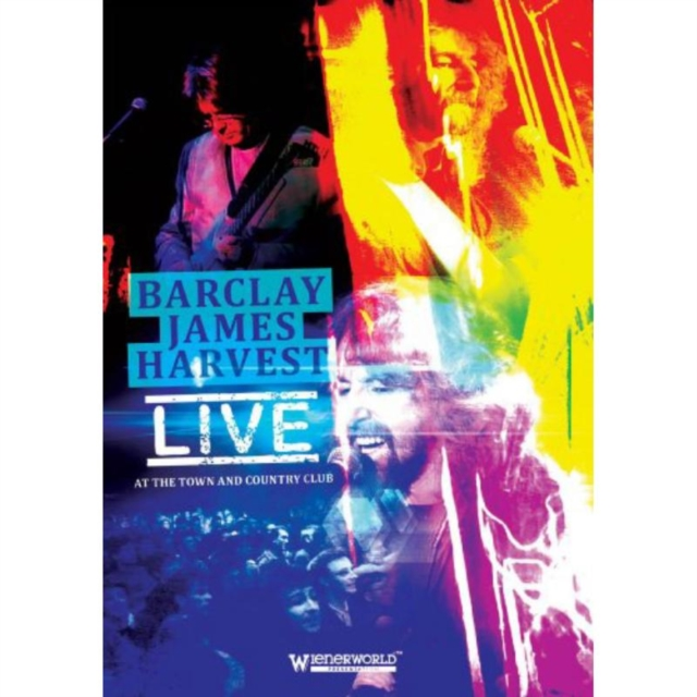 Barclay James Harvest: Live at the Town and Country Club (DVD)