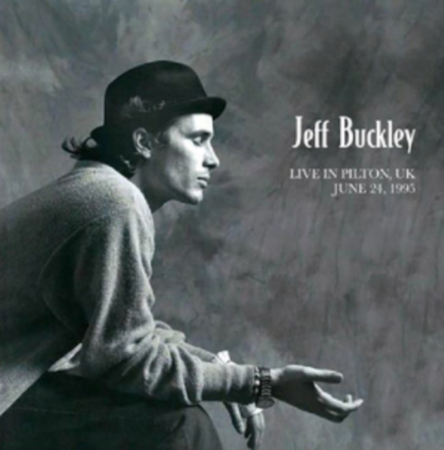 Live in Pilton UK, June 24, 1995 (Jeff Buckley) (CD / Album)