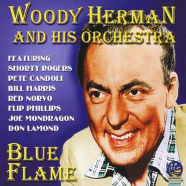 Blue Flame (Woody Herman & His Orchestra) (CD / Album)