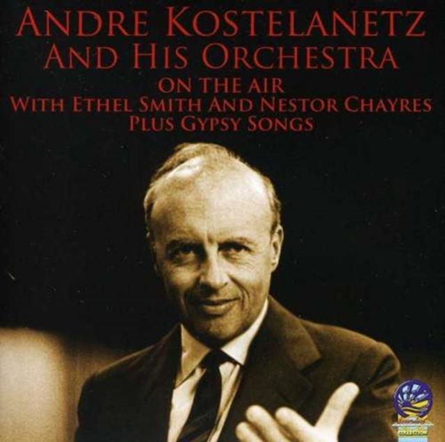 On The Air Gypsy Songs (CD / Album)