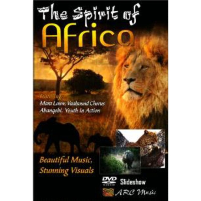 Spirit of Africa (DVD)