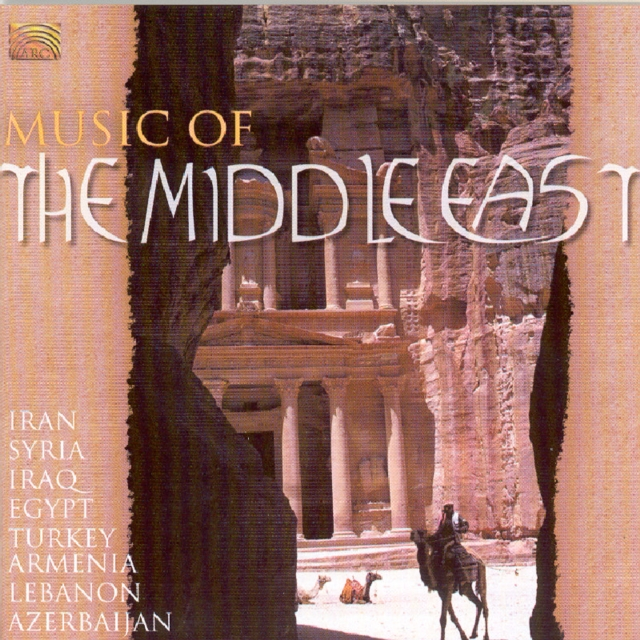 Music of the Middle East (CD / Album)