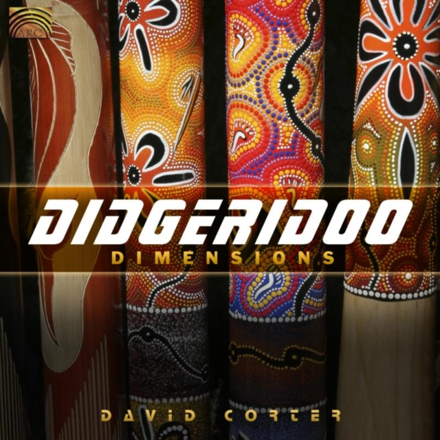Didgeridoo Dimensions (David Corter) (CD / Album)