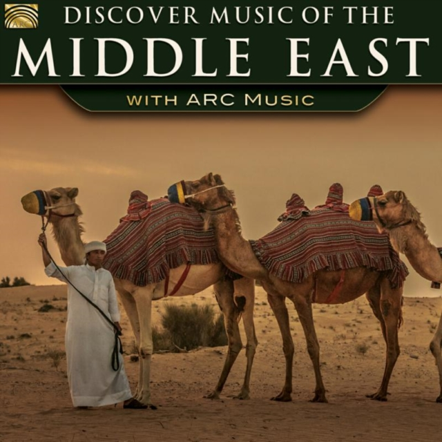 Discover Music of the Middle East (CD / Album)