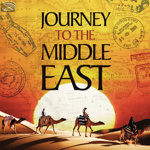 Journey to the Middle East (CD / Album)