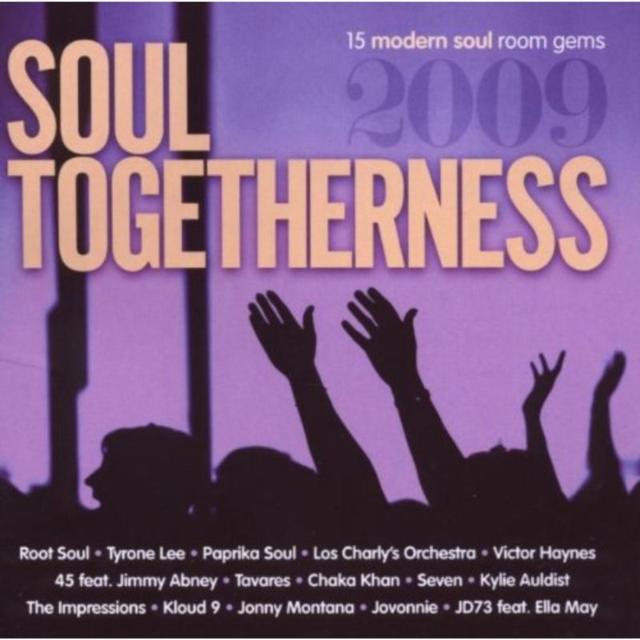 Soul Togetherness 2009 (CD / Album)