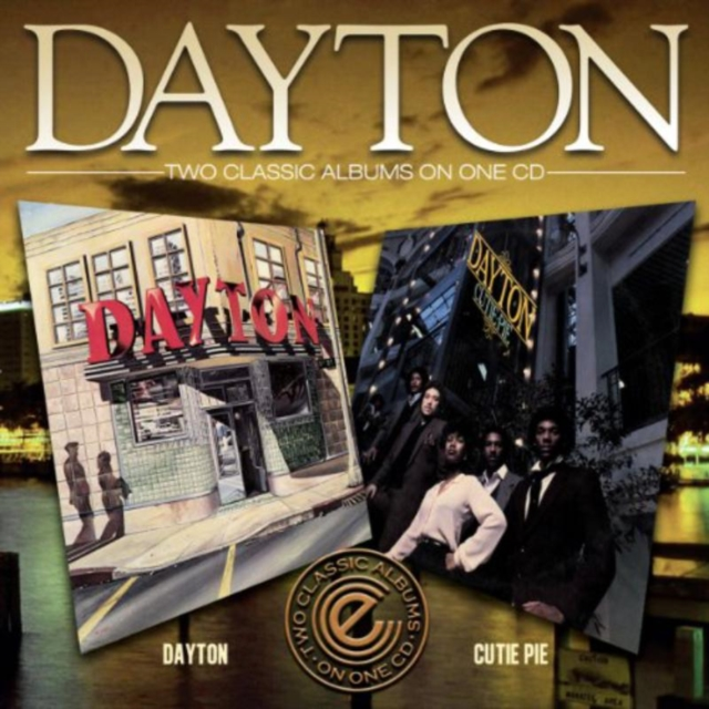 Dayton/Cutie Pie (Dayton) (CD / Album)