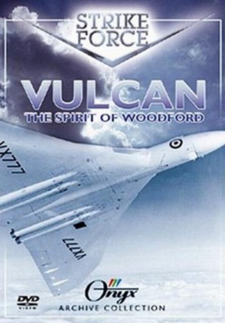 Strike Force: Vulcan - The Spirit of Woodford (DVD)