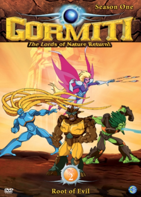 Gormiti - The Lords of Nature Return: Season 1 - Volume 2 - ... (DVD)