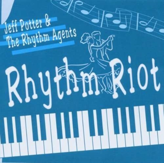 Rhythm Riot (CD / Album)