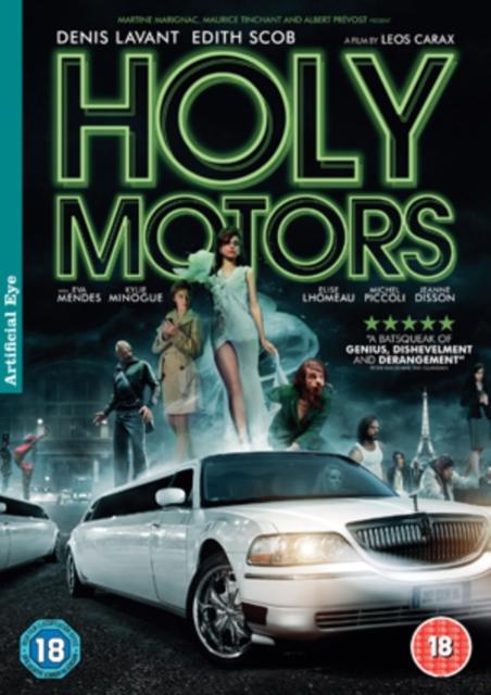 Holy Motors (Leos Carax) (DVD)
