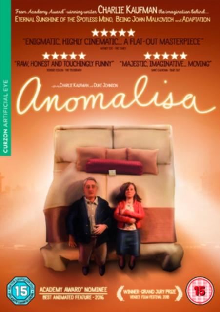 Anomalisa (Charlie Kaufman;Duke Johnson;) (DVD)