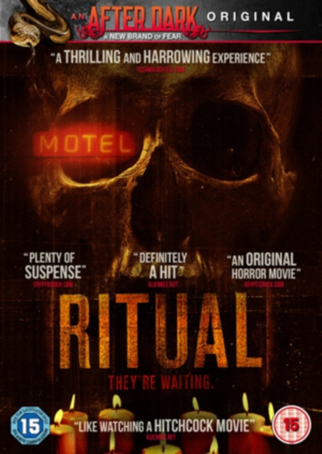 Ritual (Mickey Keating) (DVD)