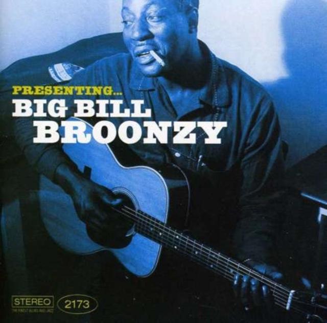 Presenting Big Bill (CD / Album)