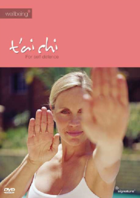 Tai Chi for Self Defence (DVD)