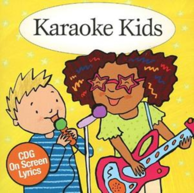 Karaoke Kids (CD / Album)