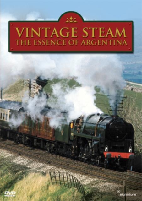 Vintage Steam: The Essence of Argentina (DVD)