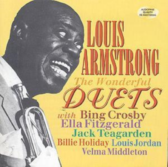 The Wonderful Duets (Louis Armstrong) (CD / Album)