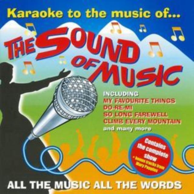 Karaoke to the Sound of Music (CD / Album)