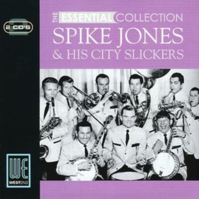 The Essential Collection (Spike Jones and His City Slickers) (CD / Album)
