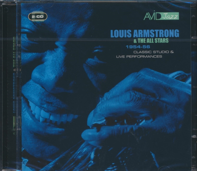 1954 - 56 Classic Studio and Live Performances (Louis Armstrong) (CD / Album)