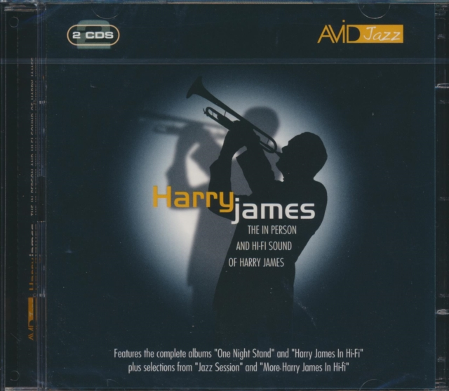 In Person/the Hi-fi Sounds of Harry James (Harry James) (CD / Album)