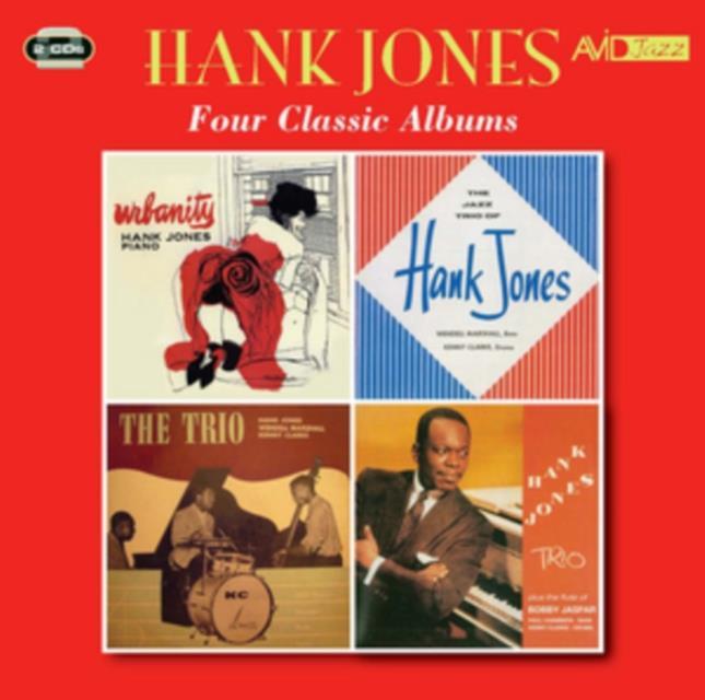 Four Classic Albums (Hank Jones) (CD / Album)
