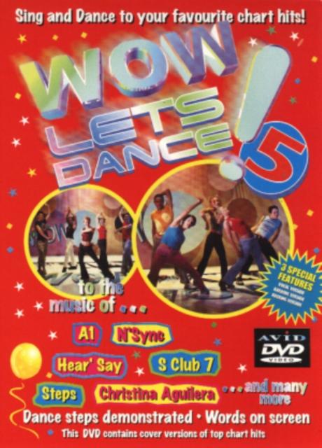 Wow! Let's Dance: Volume 5 (DVD)