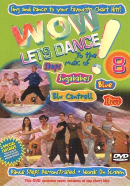 Wow! Let's Dance: Volume 8 (DVD)