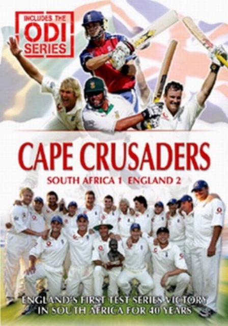 Cape Crusaders - South Africa vs England Test Win (DVD)