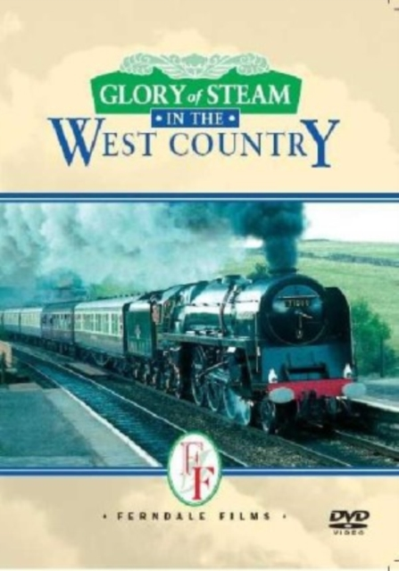 Glory of Steam: West Country (DVD)