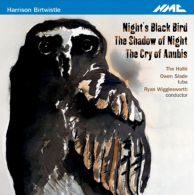 Night's Black Bird/The Shadow of Night/The Cry of Anubis (CD / Album)