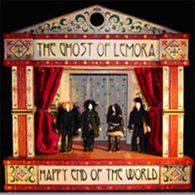 Happy End of the World (Ghost Of Lemora) (CD / Album)