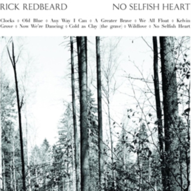 No Selfish Heart (Rick Redbeard) (CD / Album)