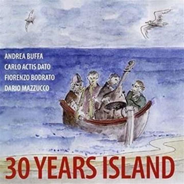 30 Years Island (CD / Album)