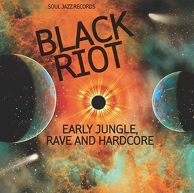Black Riot (CD / Album)