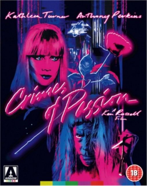Crimes of Passion (Ken Russell) (Blu-ray / with DVD - Double Play (Restored))