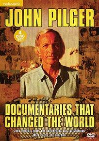 John Pilger: Documentaries That Changed the World (DVD / Box Set)