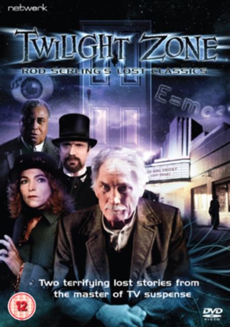 Twilight Zone: Rod Serling's Lost Classics (DVD)
