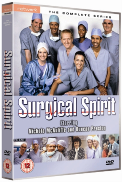 Surgical Spirit: The Complete Series (DVD / Box Set)