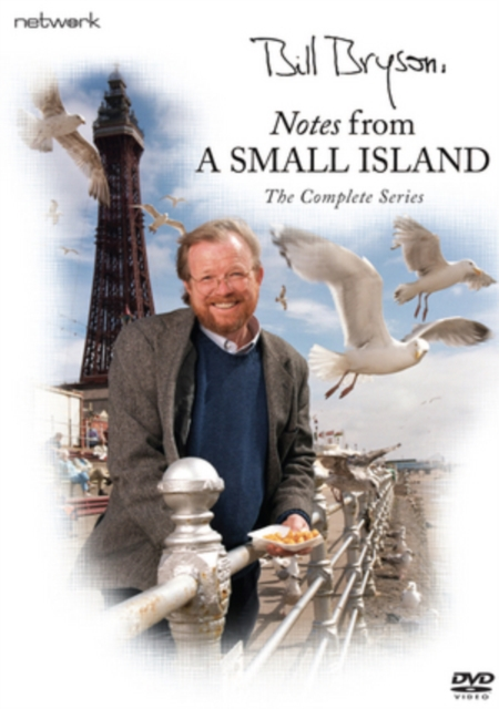 Bill Bryson: Notes from a Small Island (Richard Lightbody) (DVD)