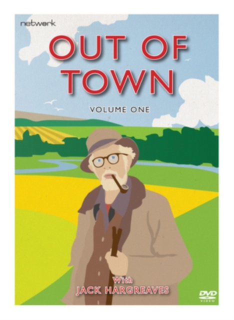 Out of Town - With Jack Hargreaves: Volume 1 (DVD / Box Set)