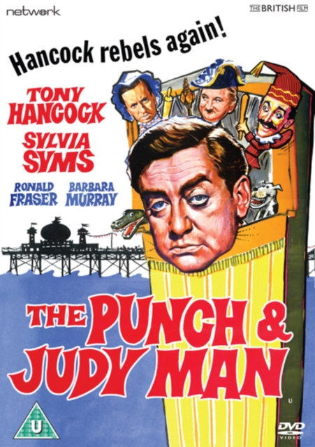 Punch and Judy Man (Jeremy Summers) (DVD)