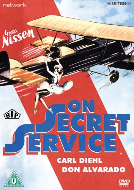 On Secret Service (DVD)