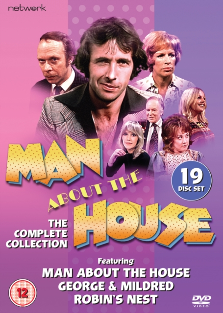 Man About the House: The Complete Collection (Peter Frazer-Jones) (DVD / Box Set)
