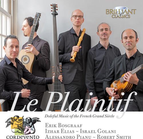 Levně Le Plaintif (Various Artists) (CD)